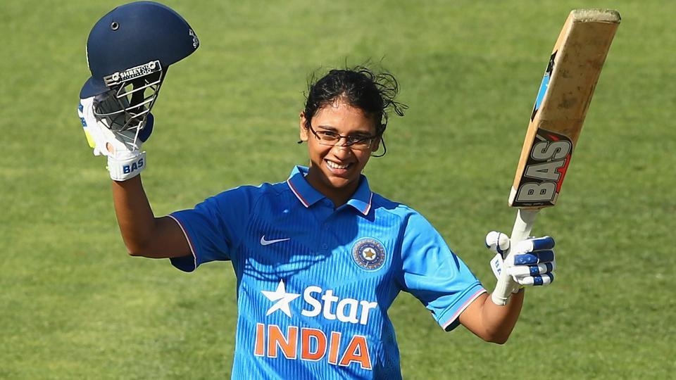 Smriti Mandhana was the top scorer for the India women's cricket team as they defeated South Africa in Kimberley on Monday.