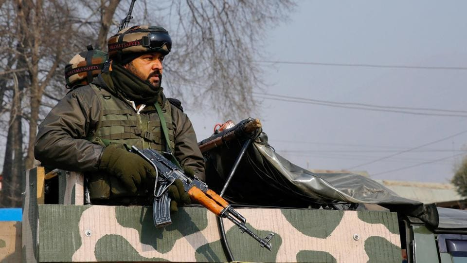 Terrorists attack Indian Army camp in Jammu and Kashmir's Pulwama