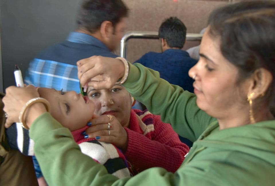 Pneumococcal conjugate vaccine will be given to children  in Rajasthan as part of immunisation programme.