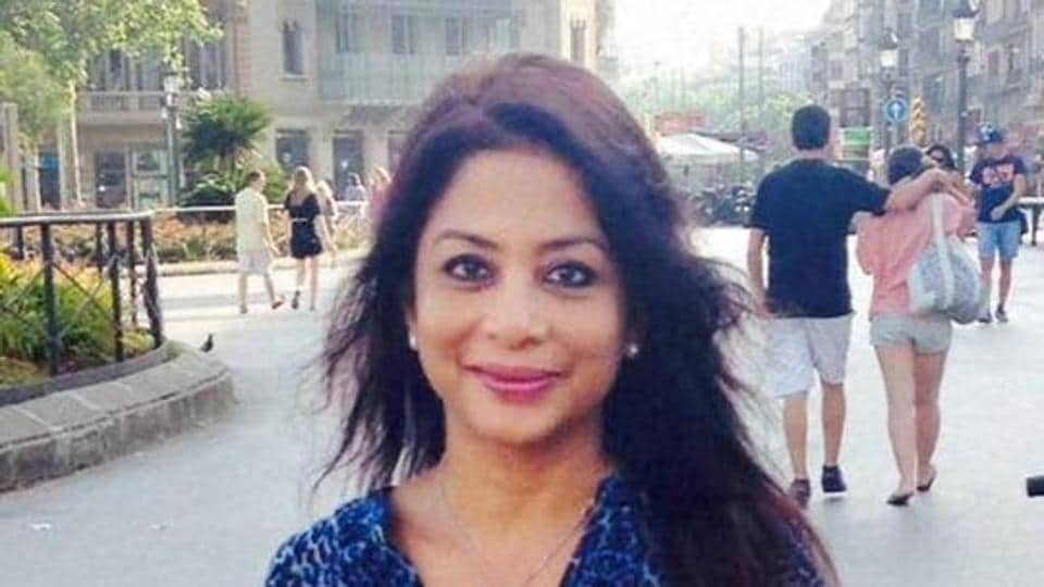 A file photo of Indrani Mukherjea who was arrested by Mumbai Police for allegedly murdering her daughter Sheena and disposing of the body in Raigad in 2012.