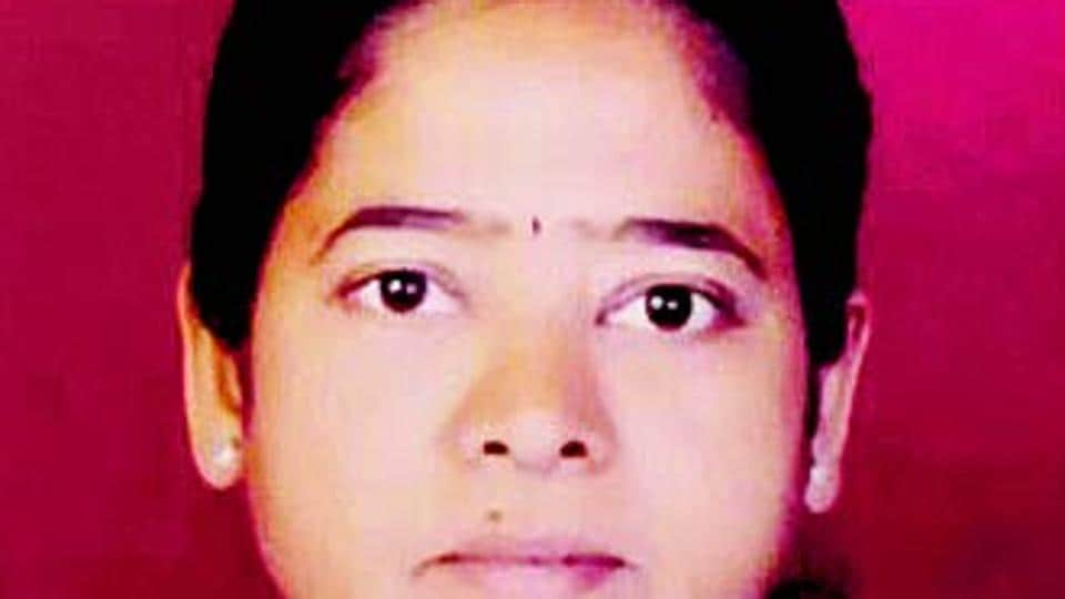 Manjula Shetye, who was allegedly murdered brutally in Byculla prison by six jail personnel.