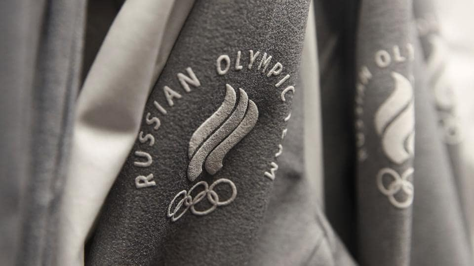 Russian athletes rejected by IOC