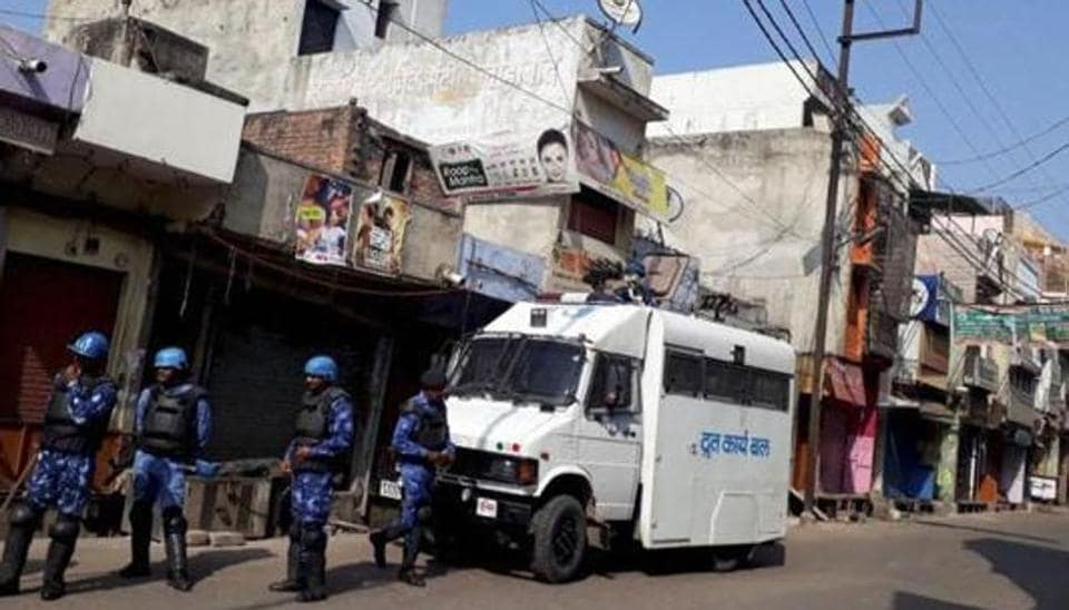 Police have arrested over 125 people for the clashes so far, and the case is being probed by a special investigation team formed by the state government.
