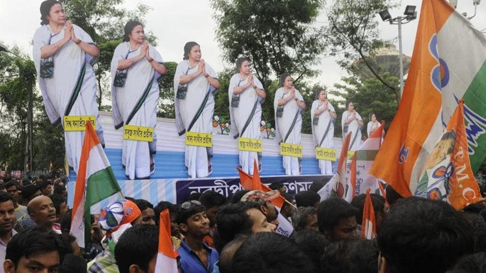 Trinamool leaders say after the Congress only TMC will have the distinct possibility to win more than 35 seats in the 2019 Lok Sabha elections, which will easily make it the second largest party in a possible grand alliance against the NDA.