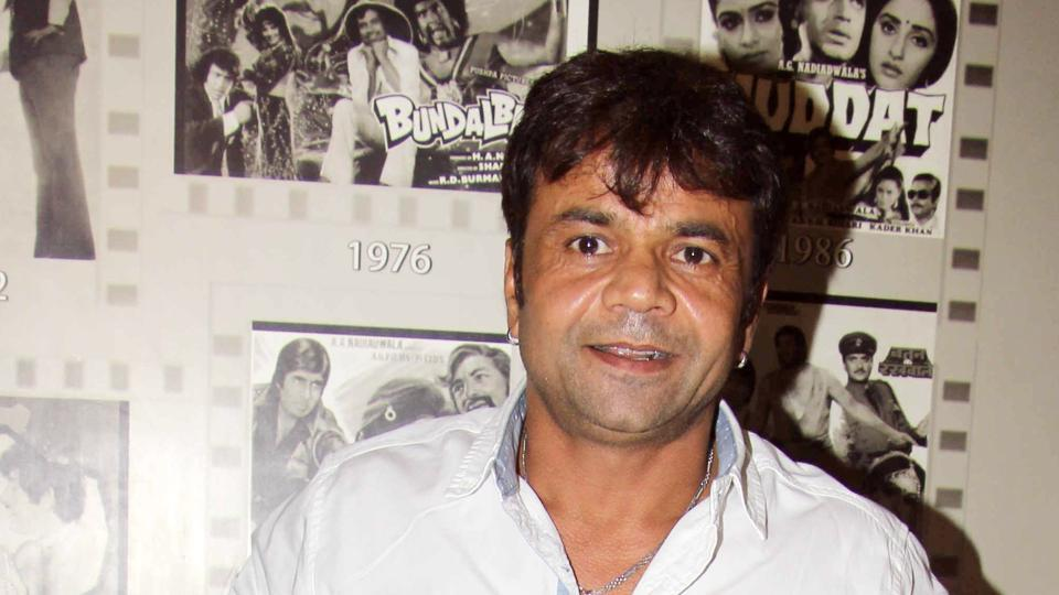 Actor Rajpal Yadav is currently shooting for a film in Jalandhar.
