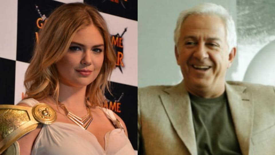 In a tweet on February 1, model and actor Kate Upton had accused Paul Marciano of sexually harassing women in the fashion industry.