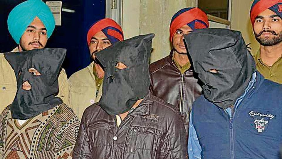Three held,abducting trader,Ludhiana