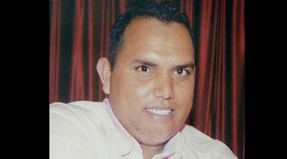 NRI Amarjeet Singh.