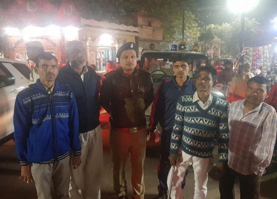 Varanasi,Divyangs,Traffic rules