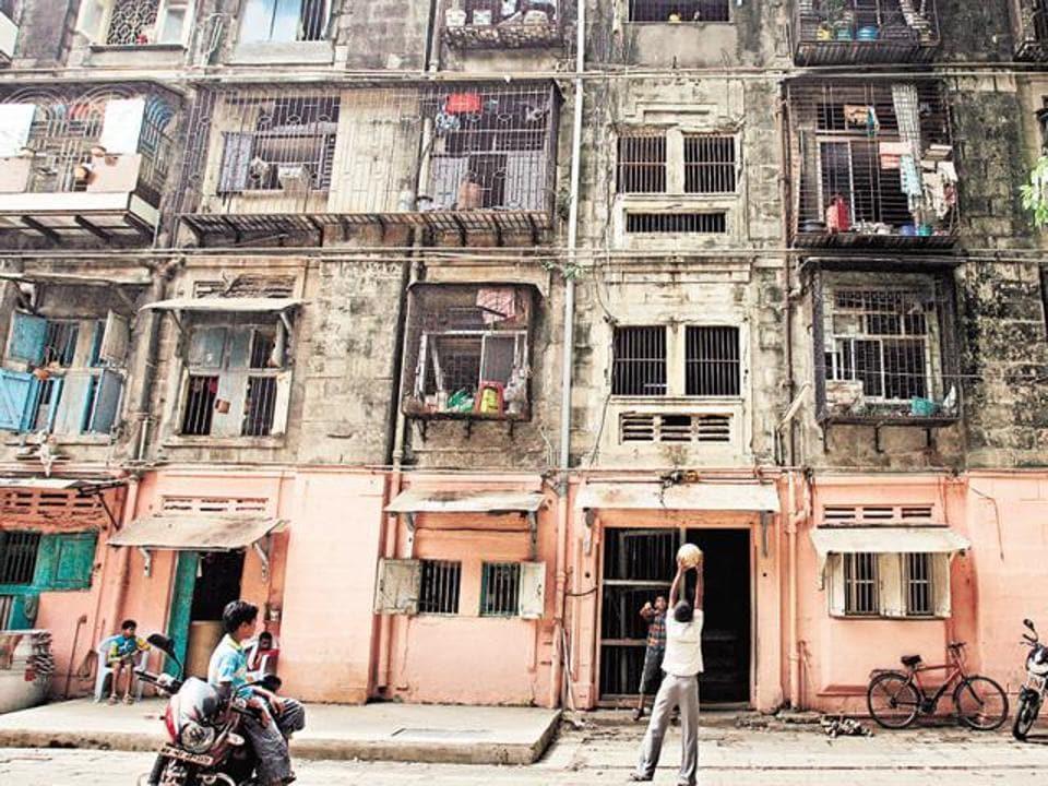 mumbai,chawl,Bombay Development Department