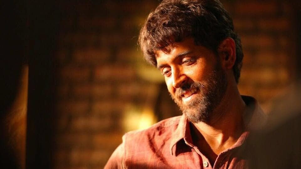 Hrithik Roshan as Patna-based maths genius Anand Kumar in the upcoming biopic of the same name.