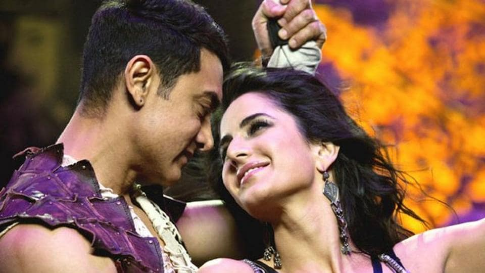 Aamir Khan and Katrina Kaif have earlier worked together in Dhoom 3.