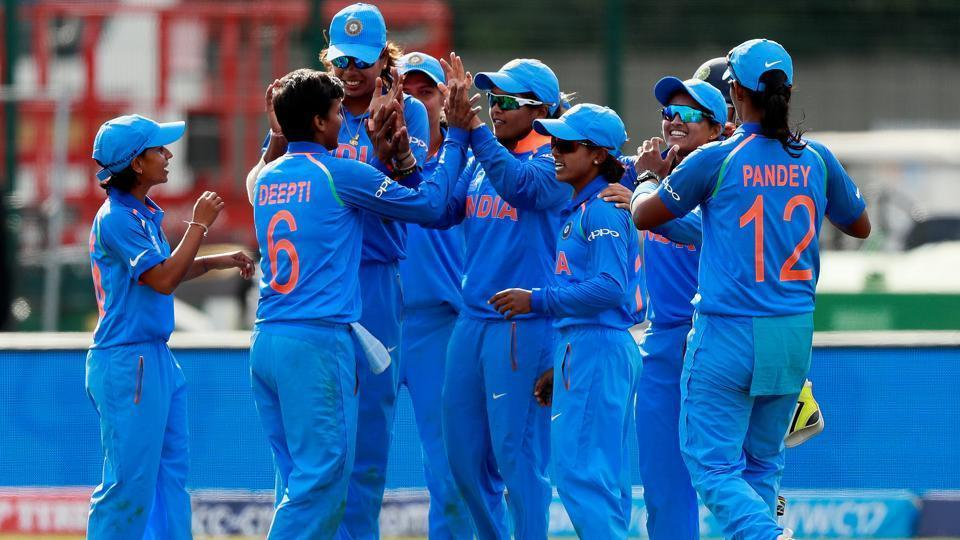 The Indian women's cricket team lead 1-0 in the three-match ODI series against South Africa.