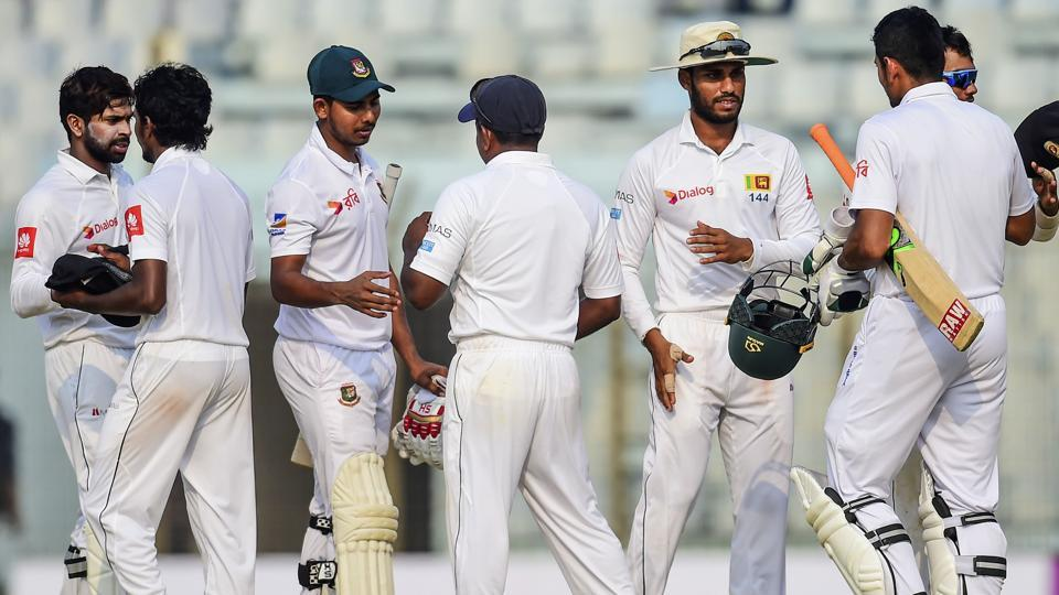 The Chittagong Test pitch received a demerit point from ICC after the high scoring Test match between Bangladesh and Sri Lanka.