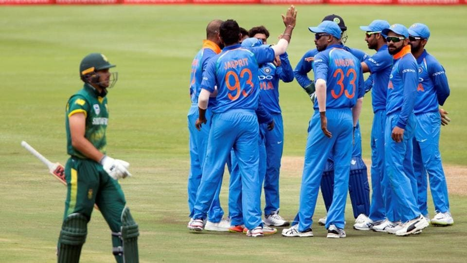 Live streaming of India vs South Africa, 3rd ODI, Cape Town was available online. Virat Kohli's unbeaten 160 and four wickets each from Kuldeep Yadav and Yuzvendra Chahal helped India crush South Africa by 124 runs to go 3-0 up in the six-match series.