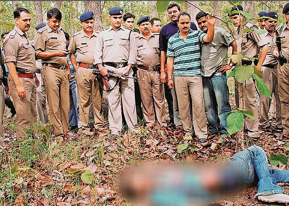 MBA student Ranbir Sigh was killed in a staged shootout in Dehradun in 2009.