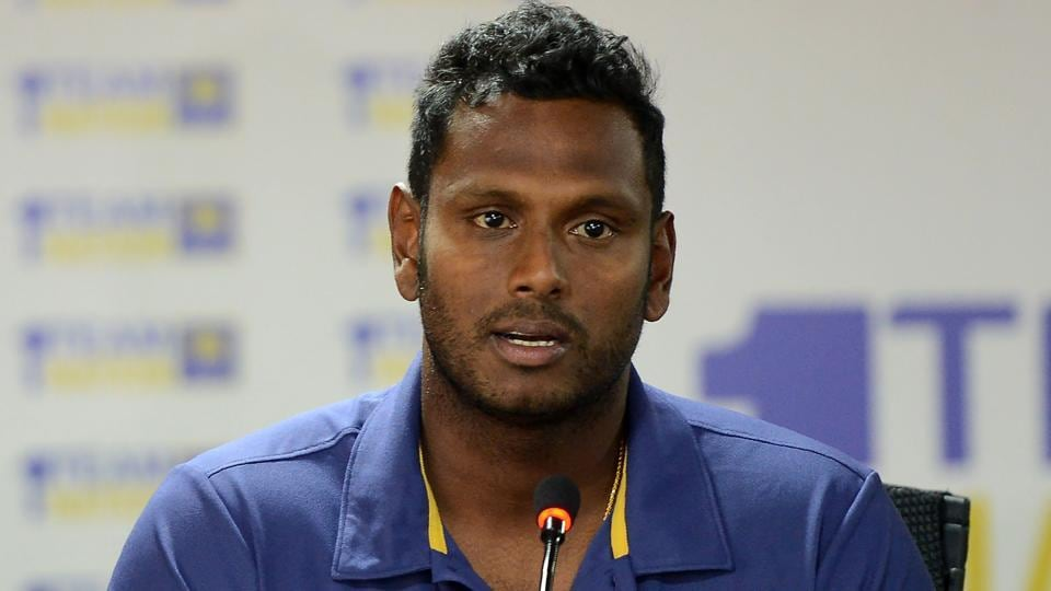 Sri Lanka's limited-overs skipper Angelo Mathews has been ruled out of the remainder of the Bangladesh tour due to a hamstring injury, reports said February 6.
