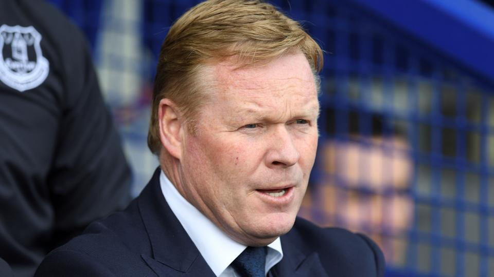 Ronald Koeman was named the head coach of the Netherlands football team.
