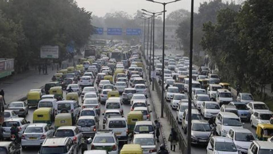 Delhi traffic,Traffic decongestion,Supreme Court
