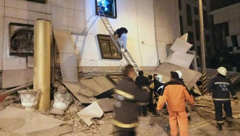 Taiwan,Earthquake,United States Geological Survey