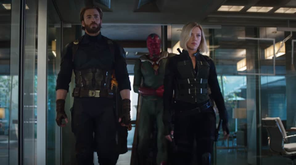 Can you see Captain Marvel in there?