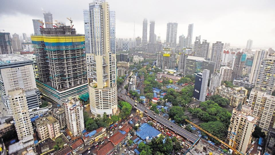 Mumbai,collector's land,redevelopment
