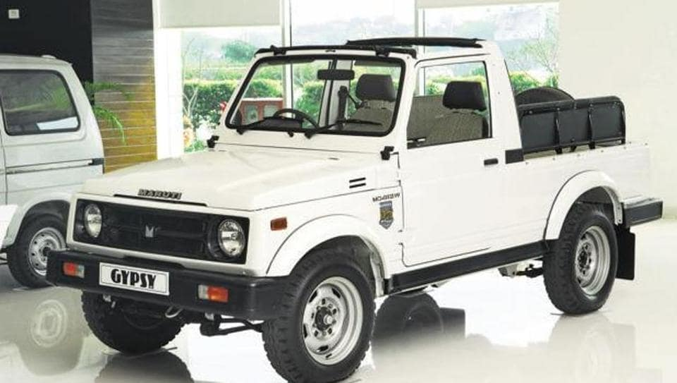 Sales of the Gypsy were halted as Maruti decided against upgrading the vehicle to meet stricter emission norms.