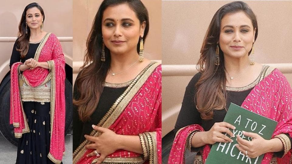 Rani's latest fuss-free outfit proves that she's a fashion girl through and through, even if she does take a break from the spotlight every now and then.