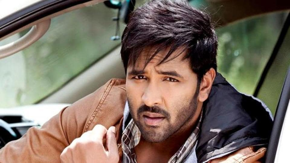 Vishnu Manchu's next release will be Gayatri, a film which also features his father MohanBabu in a double role.