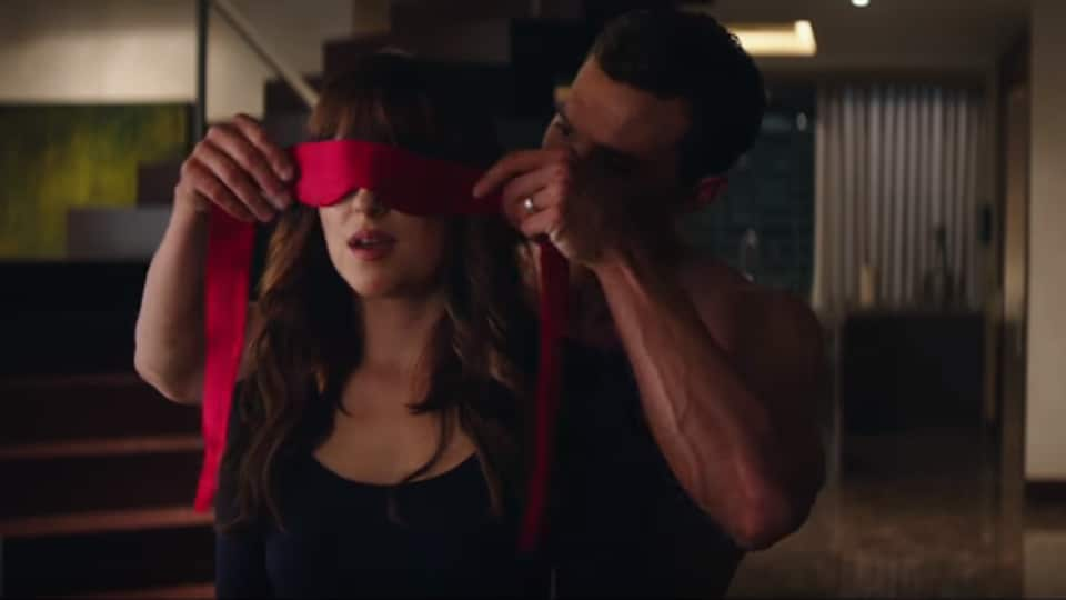 Fifty Shades Freed Behind The Scenes Video Watch Where And How How The Magic Happens Hollywood Hindustan Times