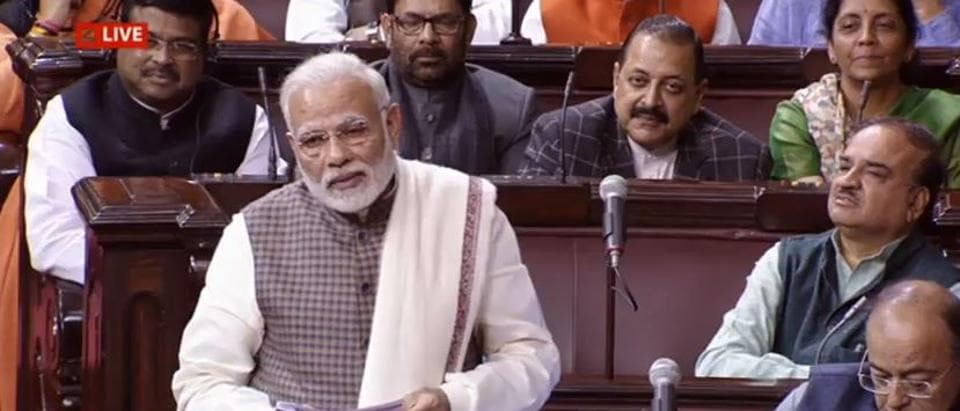 Budget session,PM Modi,live updates