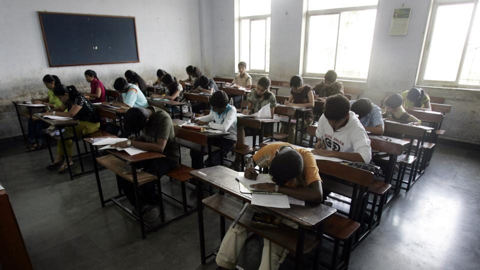 The online exams will be held on February 17 and 21.