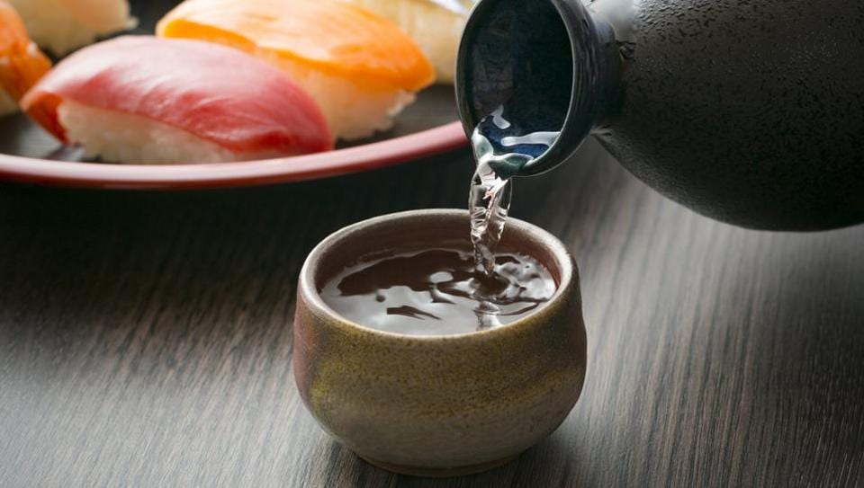 Japan,Sake,Sake drink