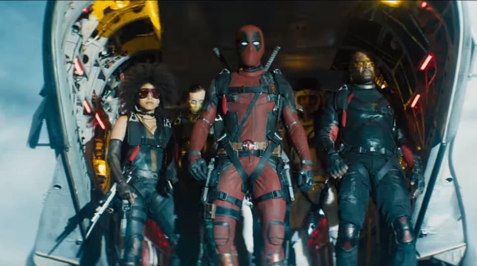 Deadpool,Deadpool 2,Deadpool 2 Trailer