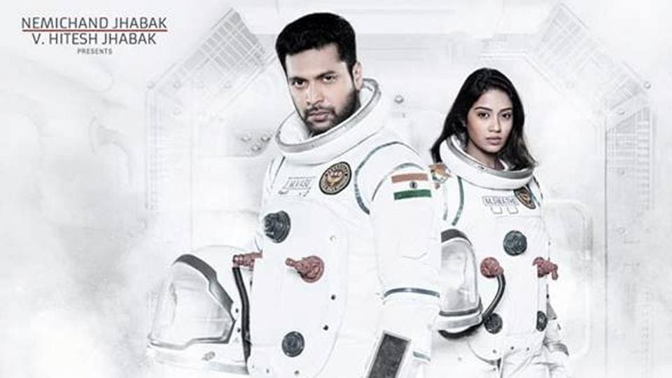 Nivetha Pethuraj did not request for body double for stunts in her upcoming Tamil space film Tik Tik Tik.
