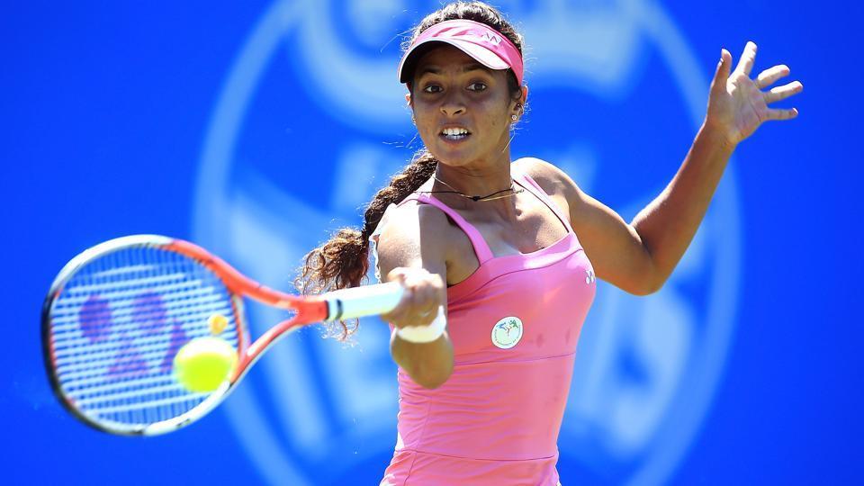 Fed Cup,India vs China,Ankita Raina