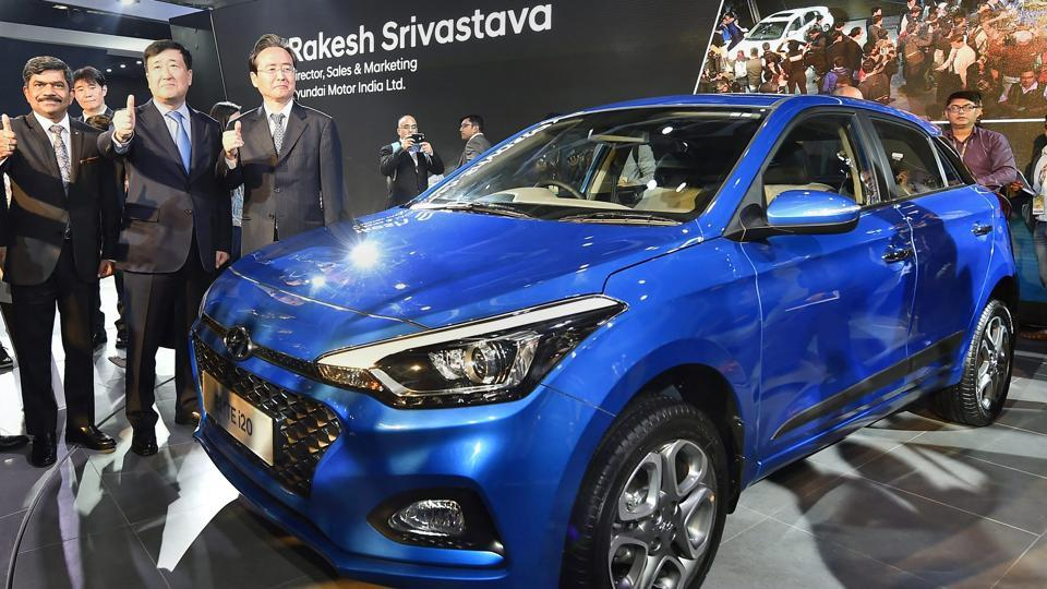auto expo 2018 hyundai to launch 9 models including an electric vehicle by 2020 autos top. Black Bedroom Furniture Sets. Home Design Ideas