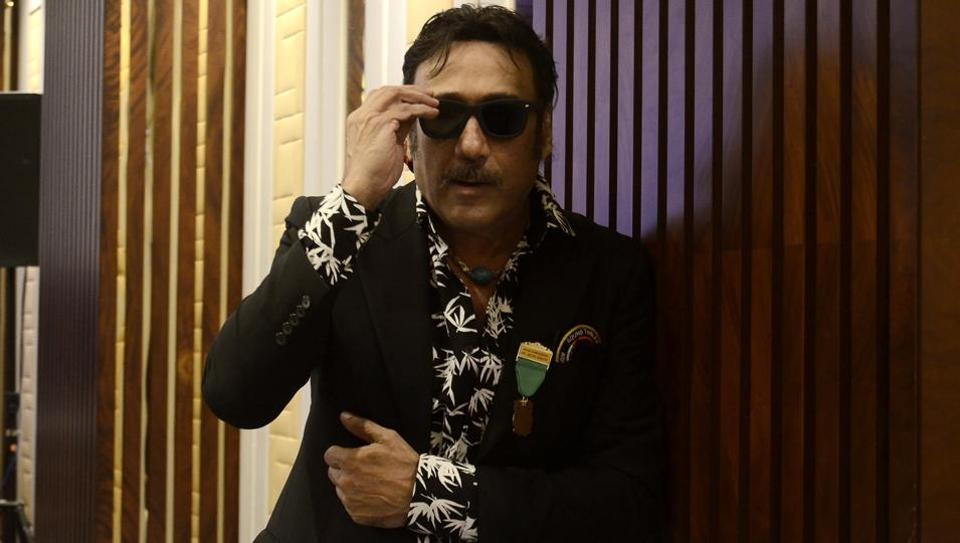 Actor Jackie Shroff has decided to focus on gardening and doing something for the planet. Ravindra Joshi/HT PHOTO