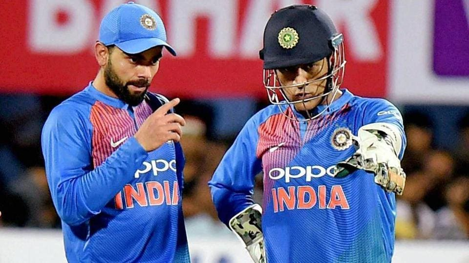 MS Dhoni has been a pillar of strength for the Virat Kohli-led Indian cricket team.