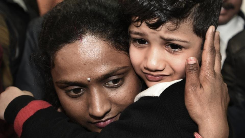 5-year-old Delhi boy rescued from kidnappers after 12 days