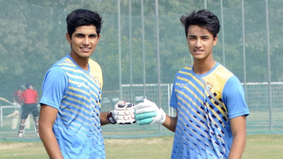 Abhishek Sharma and Shubman Gill, members of India's ICC U-19 World Cup winning team,  will play for Punjab at the Vijay Hazare Trophy.