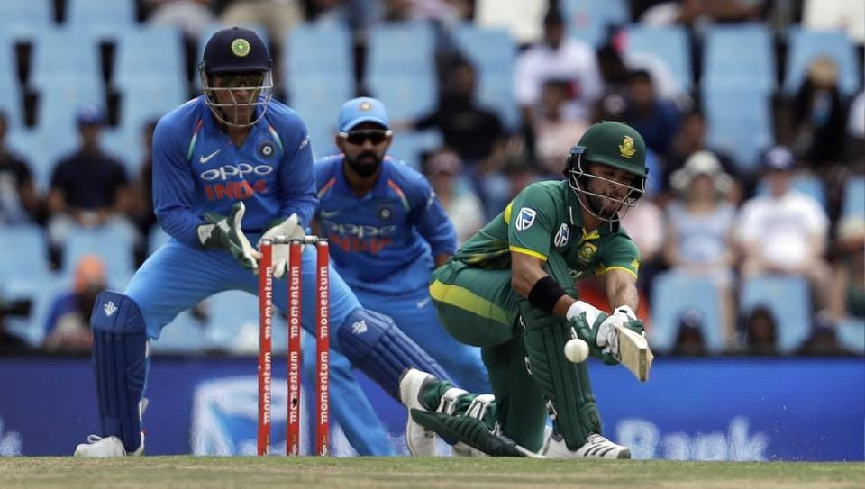 India's wicketkeeper MS Dhoni has effected 400 dismissals in ODIs.