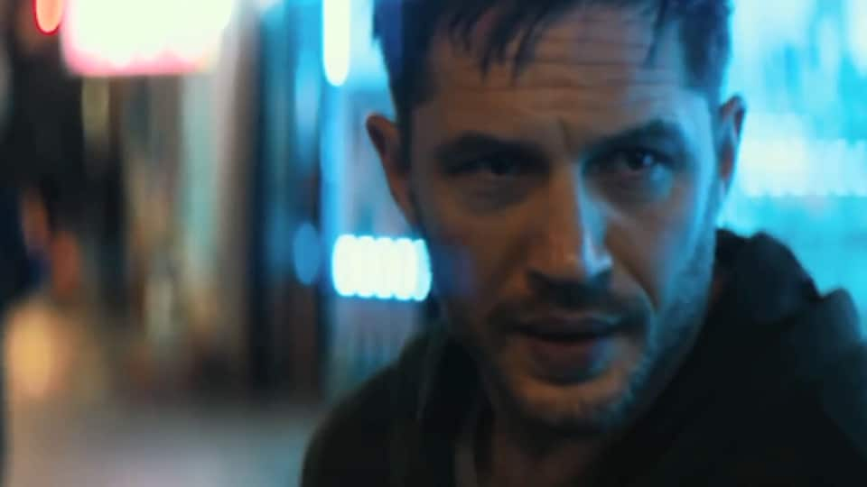 Venom Teaser An Intense Tom Hardy Unleashes His Demons Upon The