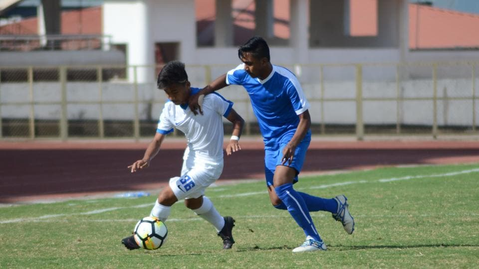 Minerva Punjab beat DSK Shivajians 4-0 in the final of the Nike Premier Cup 2018 held at the Bambolim Athletic Stadium in Goa on Thursday.