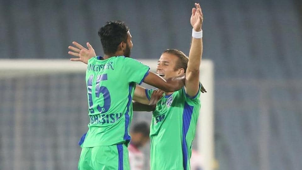 Bengaluru FC will face FC Goa in the Indian Super League (ISL) on Friday.