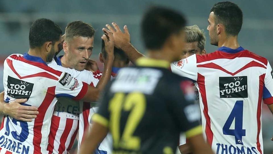 Indian Super League,Dimitar Berbabov,ATK