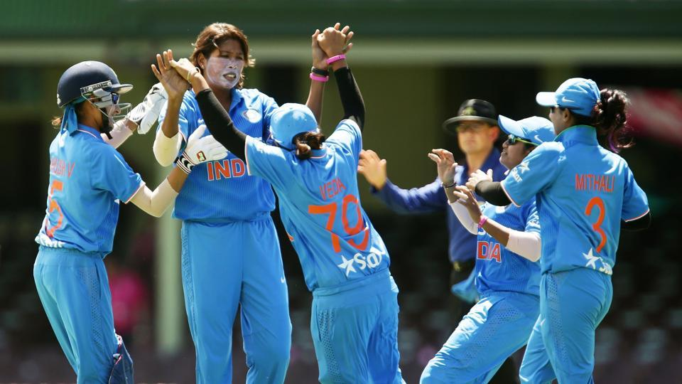 Jhulan Goswami dismissed South Africa opener Laura Wolvaardt  to become the first bowler to reach 200 wickets in women's cricket.