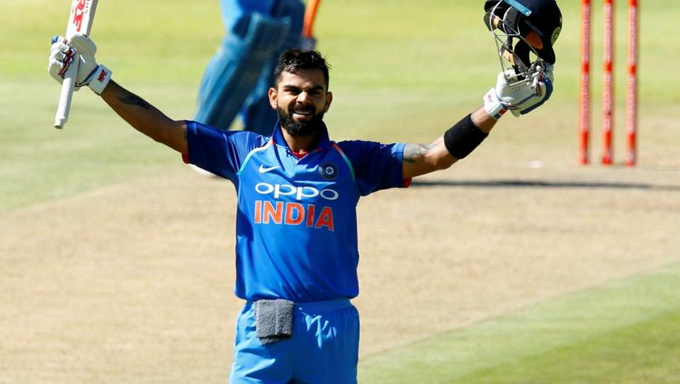 Virat Kohli guided India to take a 3-0 unassailable lead in the six-match ODI series against South Africa.
