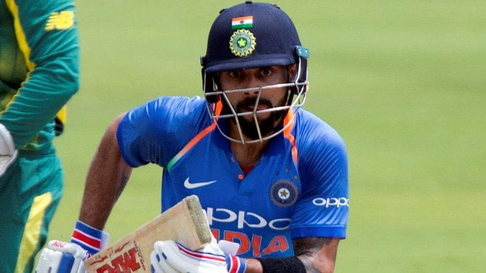 Virat Kohli scored a brilliant century as India defeated South Africa to clinch the ODI series in Cape Town on Wednesday.