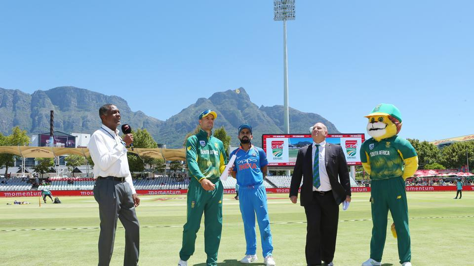South Africa won the toss and opted to bowl.  (BCCI )